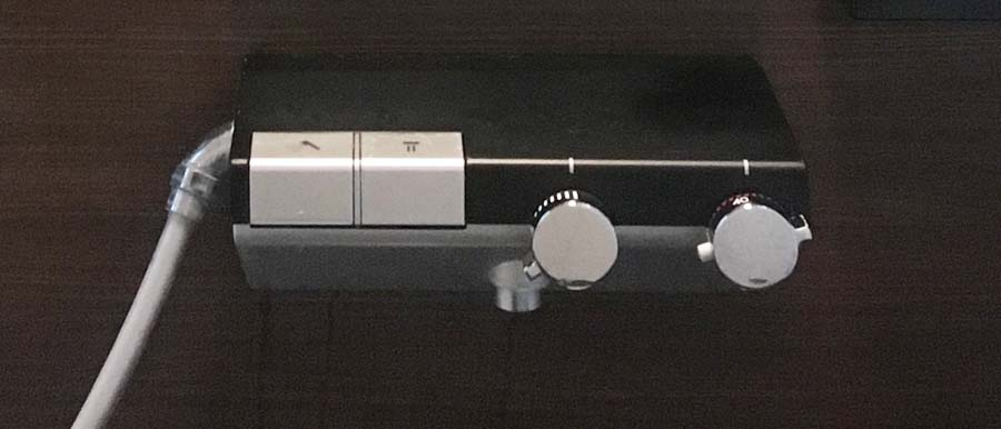 TOTOサザナの2WAYタッチ水栓